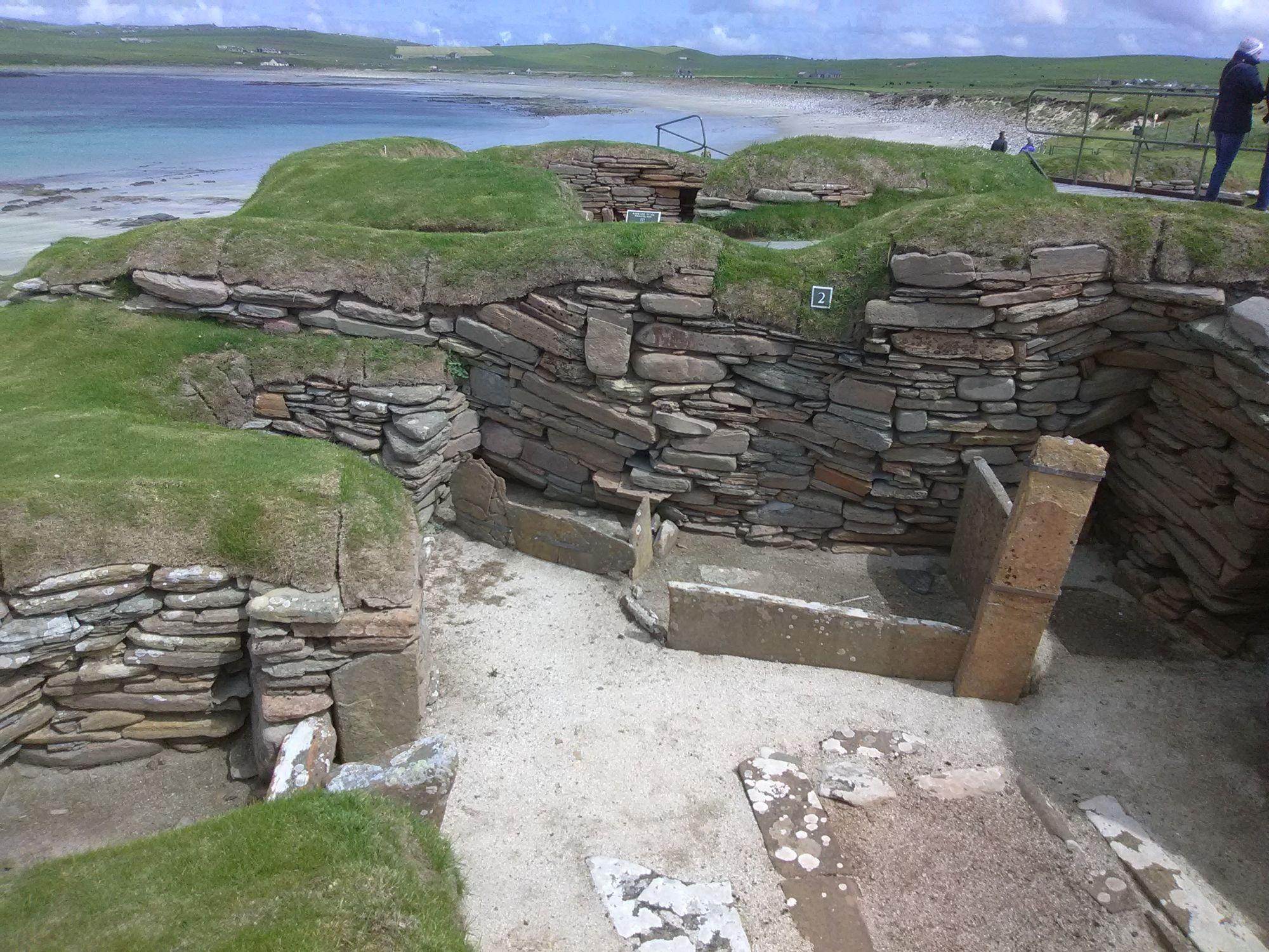 Neolithic Skara Brae