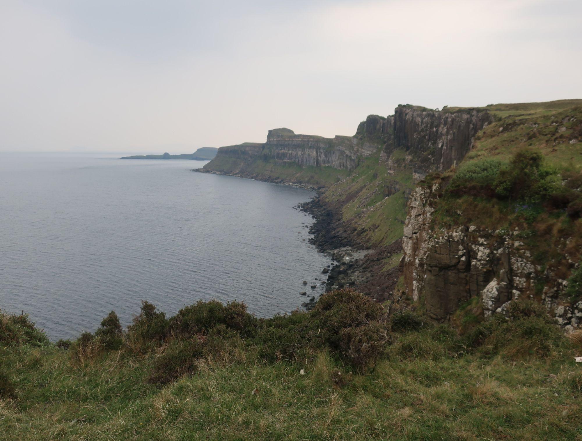 View near Kilt Rock