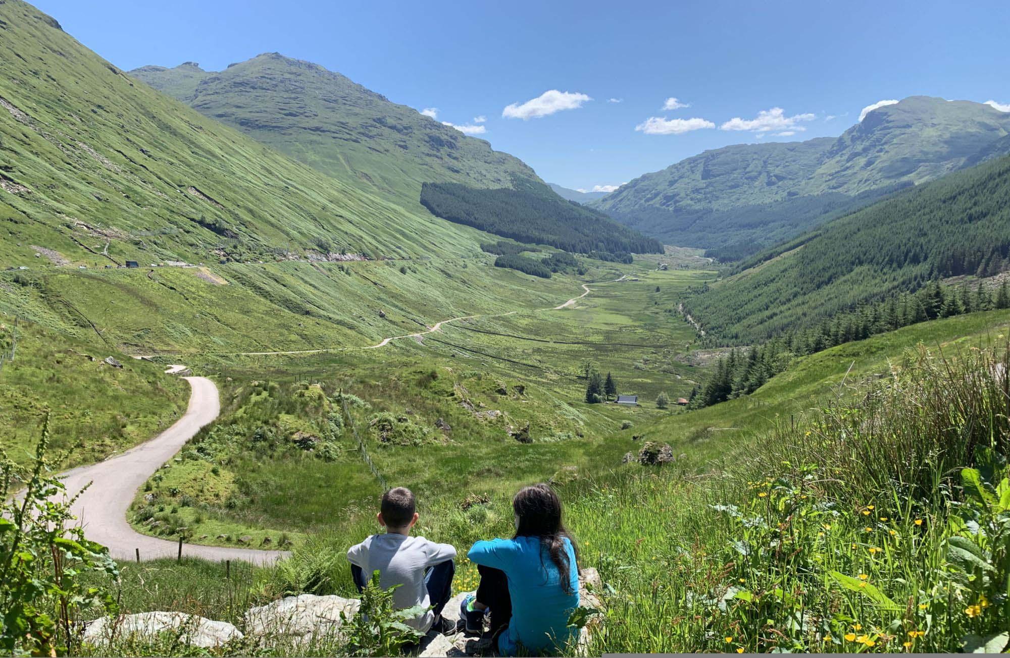 Majestic Highlands