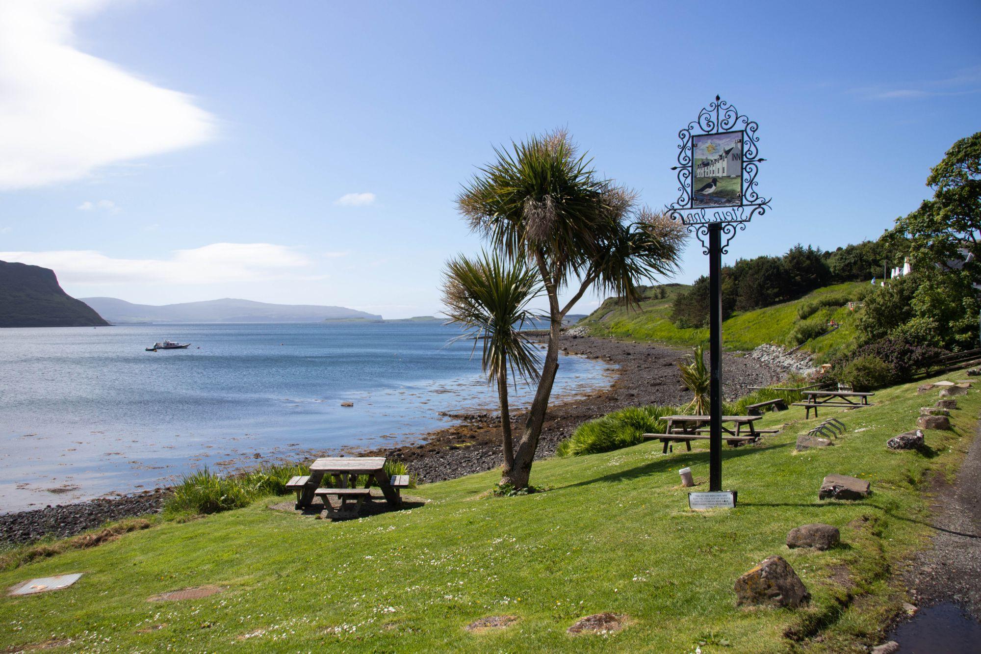 Stein, Loch Bay, Isle of Skye