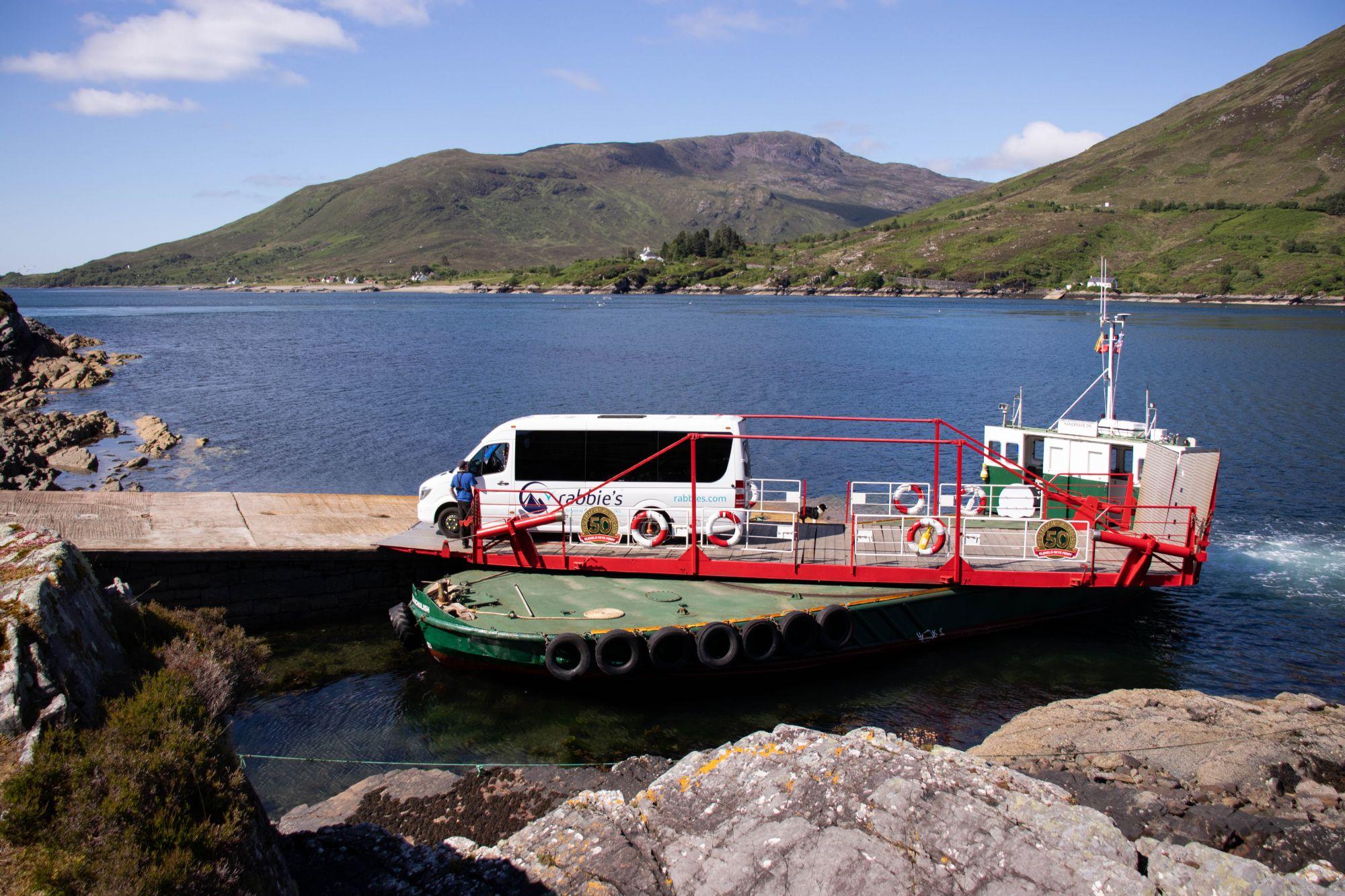 The Glenelg ferry