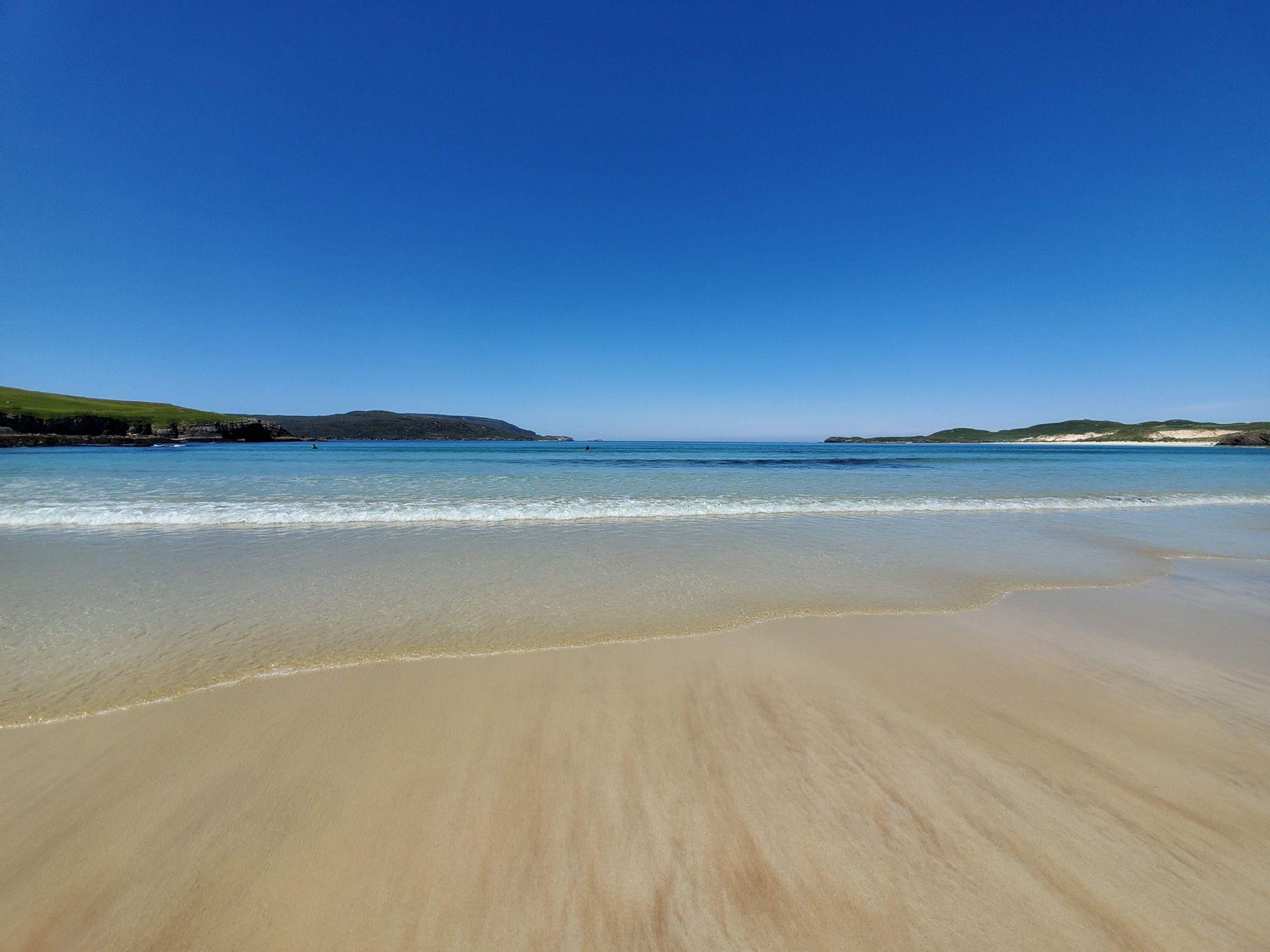 Beach @ Faraid Head