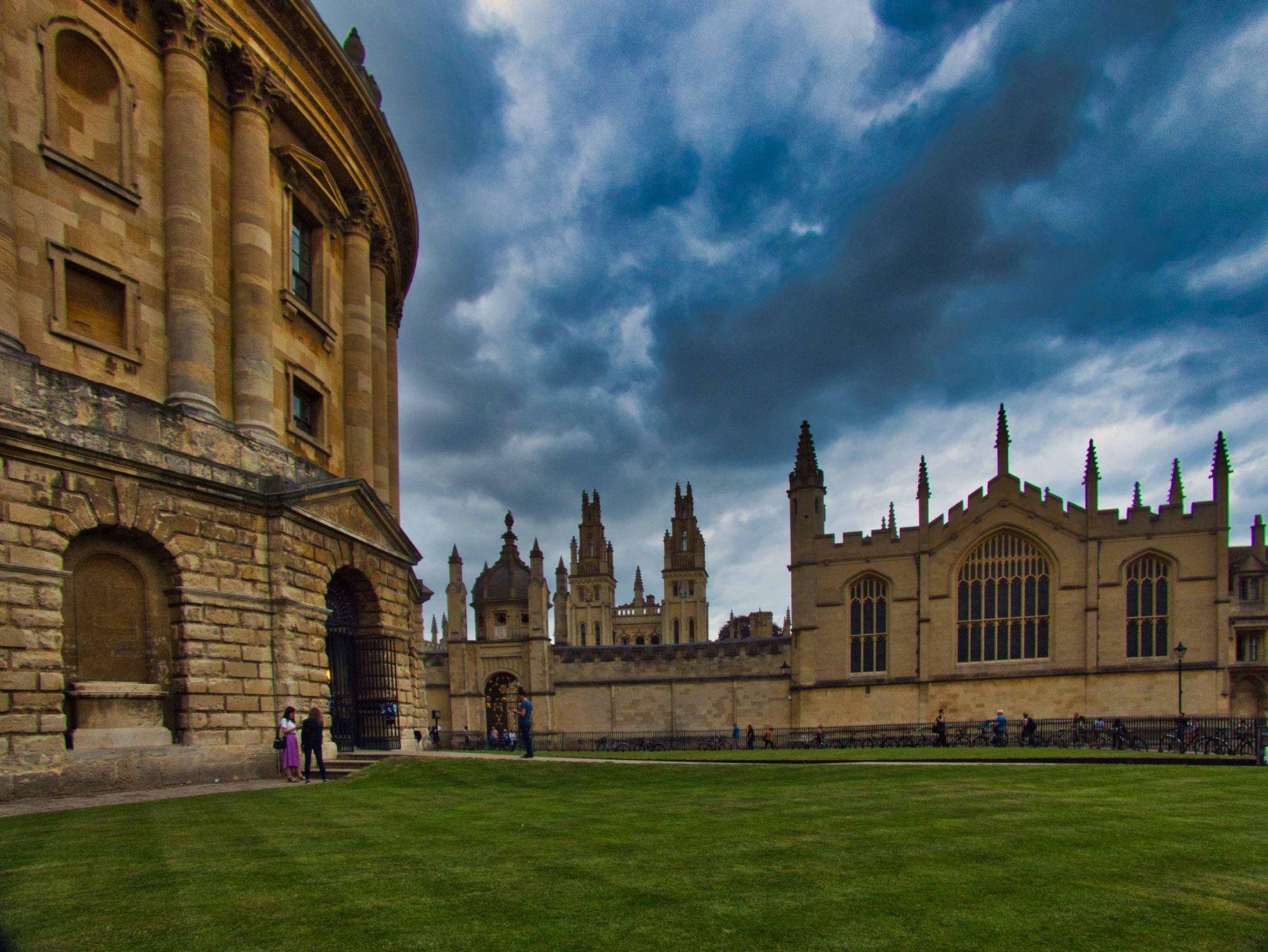 Oxford History