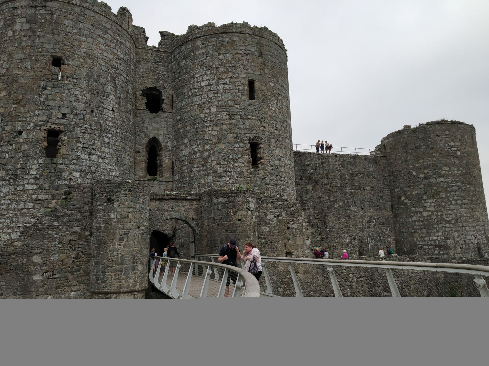 Harlech castle2
