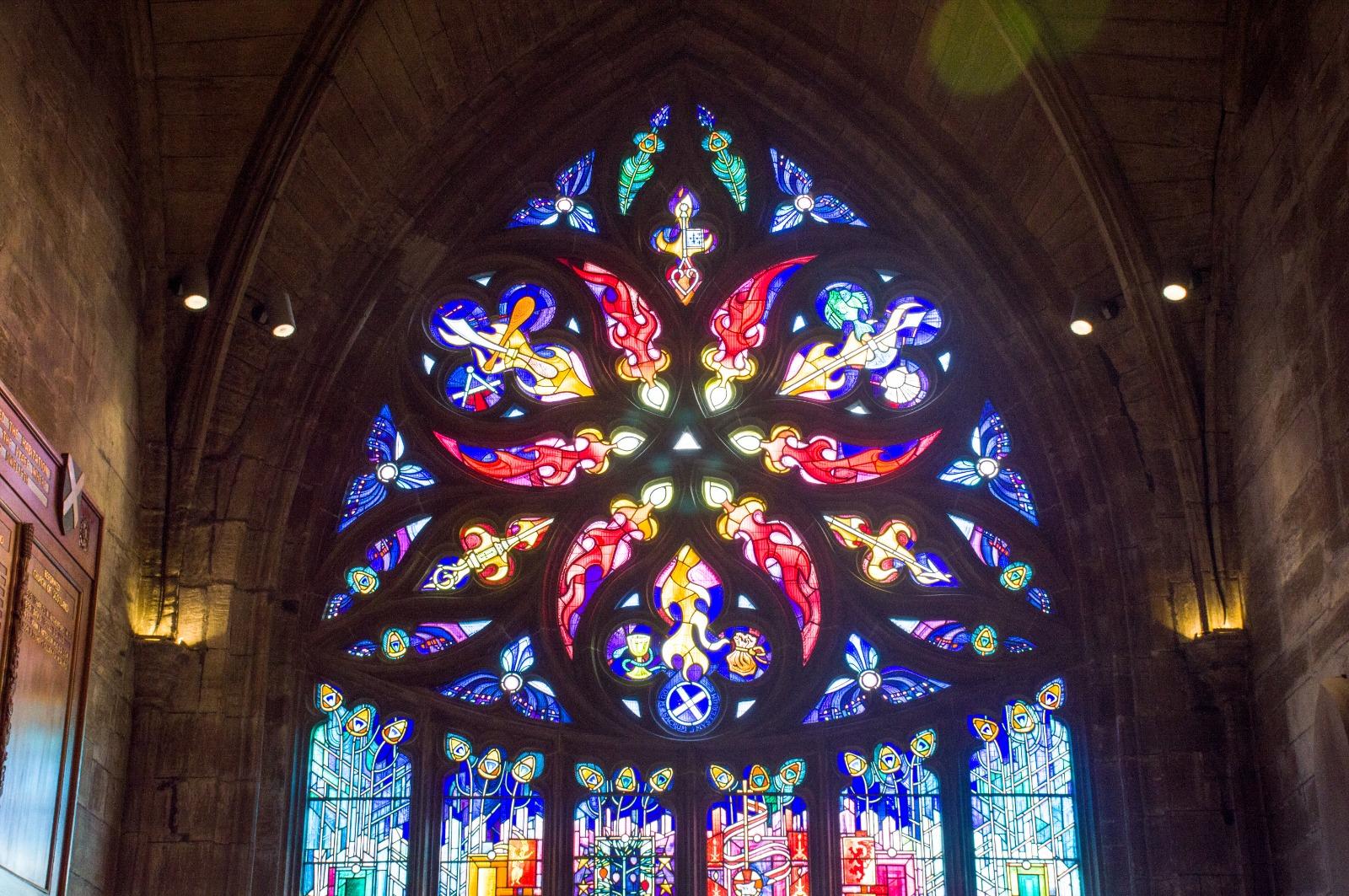 St.Michaels church Linlithgow