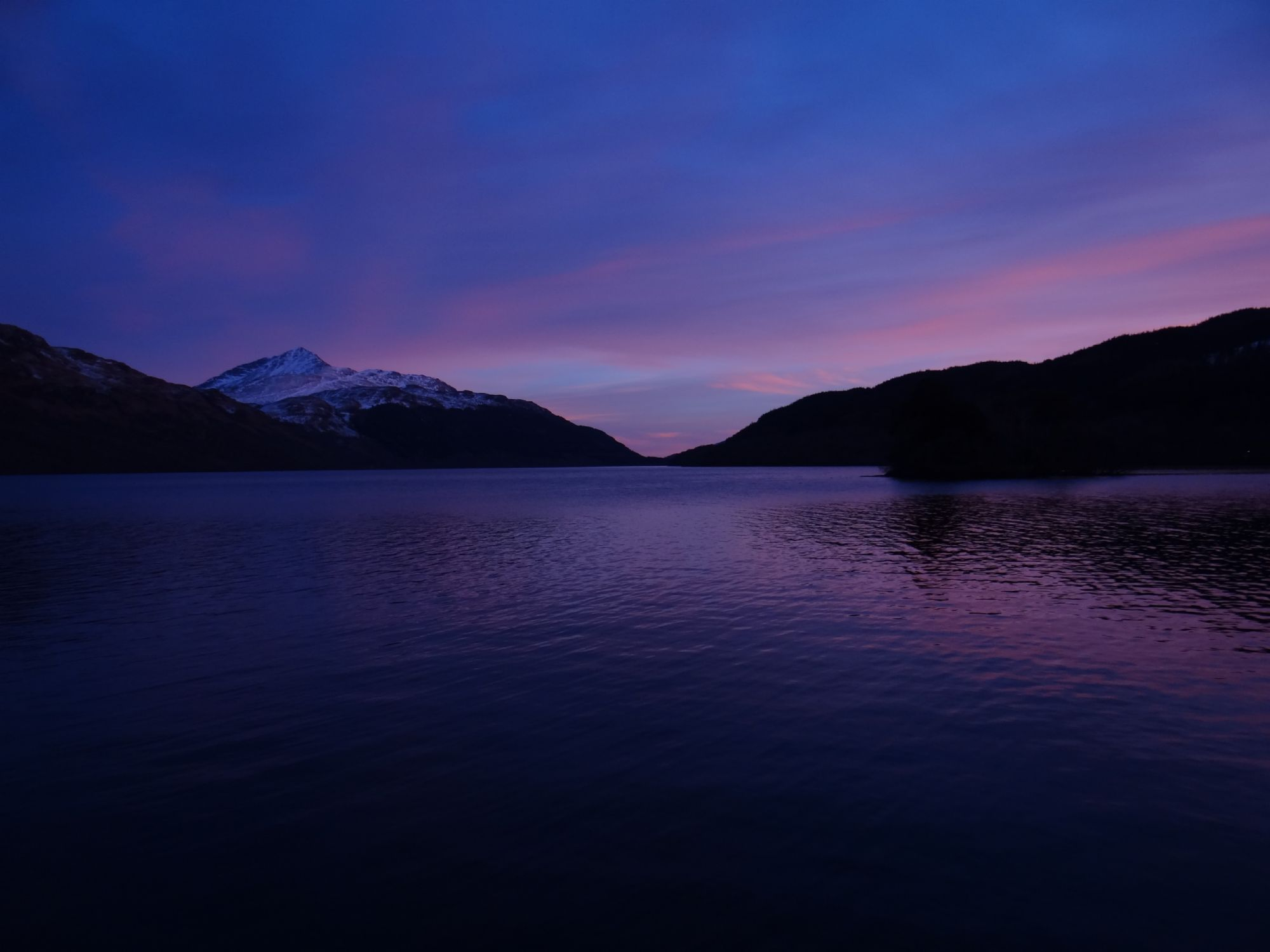Lights of the Loch Lomond 2