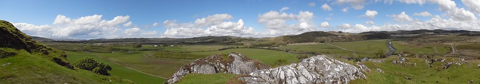 A view of Argyll